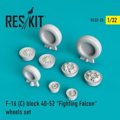 ResKit 1/32 F-16B/C block 40-52