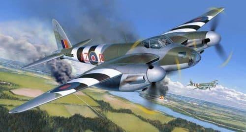 Revell 1/32 De Havilland Mosquito Mk.IV # 04758
