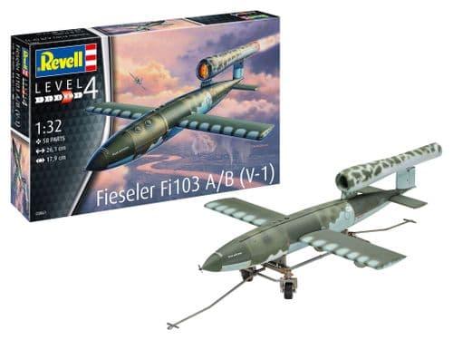 Revell 1/32 Fieseler Fi-103A/B (V-1) # 03861