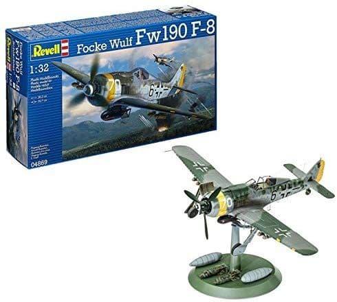 Revell 1/32 Focke-Wulf Fw 190F-8 # 04869