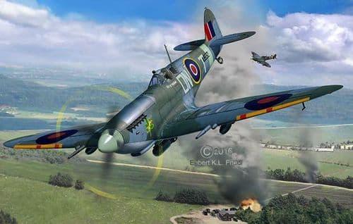 Revell 1/32 Supermarine Spitfire Mk.IXc # 03927
