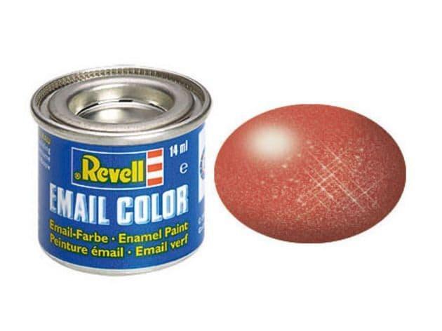 Revell 14ml Bronze Metallic enamel paint # 95