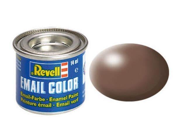 Revell 14ml Brown Silk enamel paint # 381
