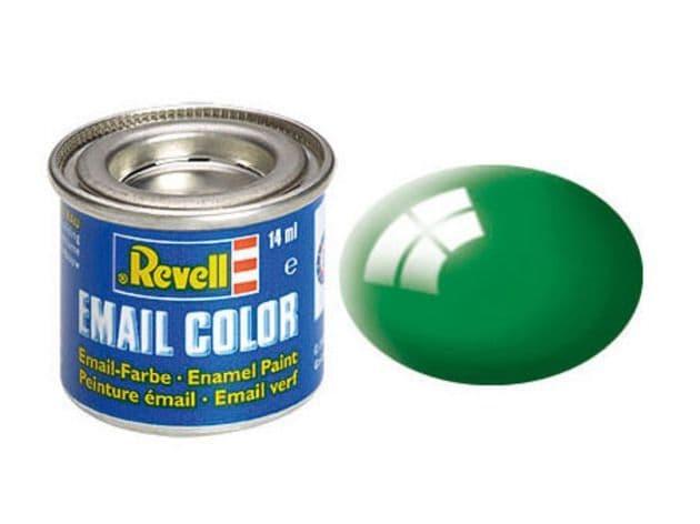Revell 14ml Emerald Green Gloss enamel paint # 61