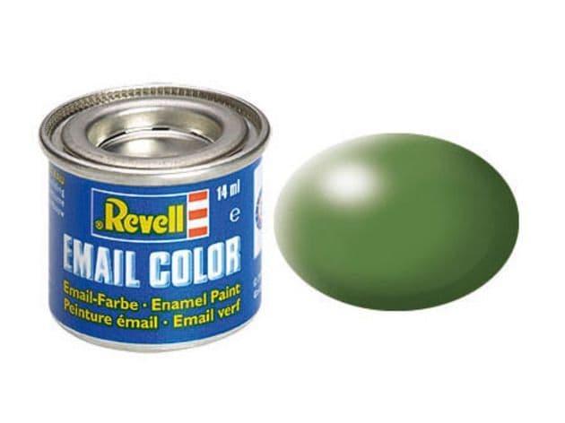 Revell 14ml Fern Green Silk enamel paint # 360