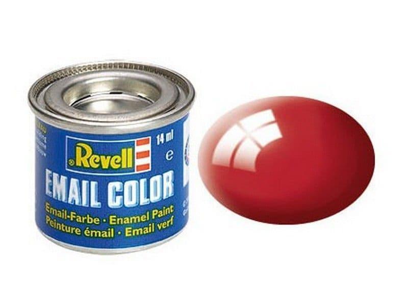 Revell 14ml Ferrari-Red Gloss enamel paint # 34