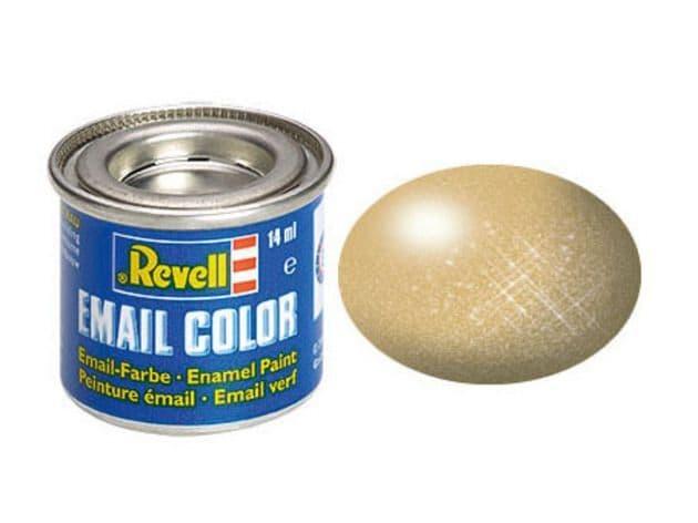 Revell 14ml Gold Metallic enamel paint # 94