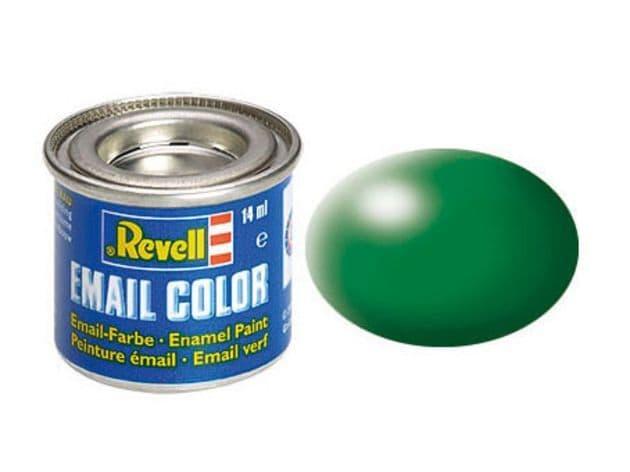 Revell 14ml Leaf Green Silk enamel paint # 364