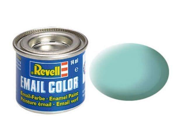 Revell 14ml Light Green mattt enamel paint # 55