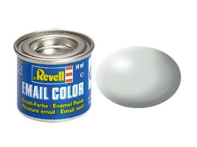 Revell 14ml Light Grey Silk enamel paint # 371