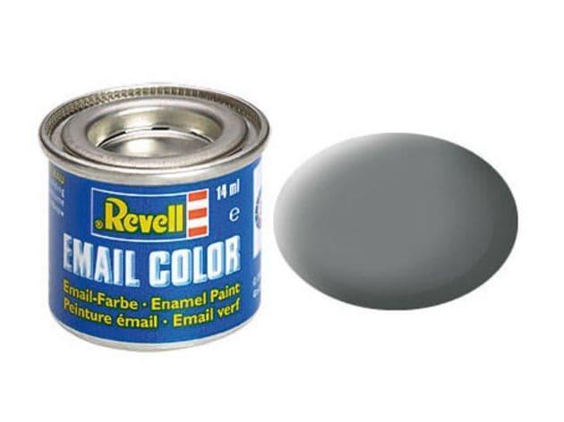 Revell 14ml Mouse Grey mattt enamel paint # 47