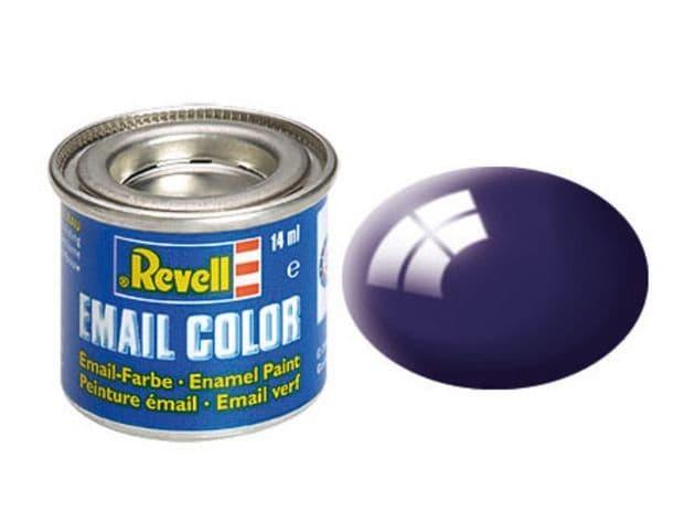 Revell 14ml Night Blue Gloss enamel paint # 54