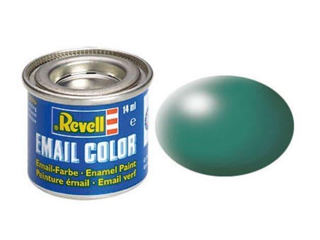 Revell 14ml Patina Green Silk enamel paint # 365