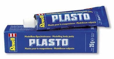 Revell 25ml Plasto modelling body putty / filler # 39607