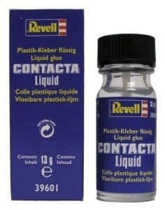 Revell Contacta Liquid Glue with brush applicator 13g