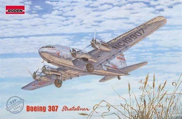 Roden 1/144 Boeing 307 Stratoliner # 339