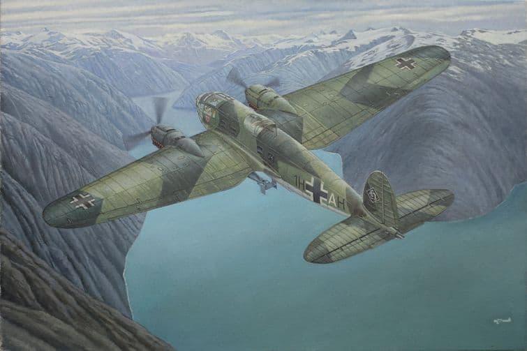 Roden 1/144 Heinkel He-111H-6 # 341