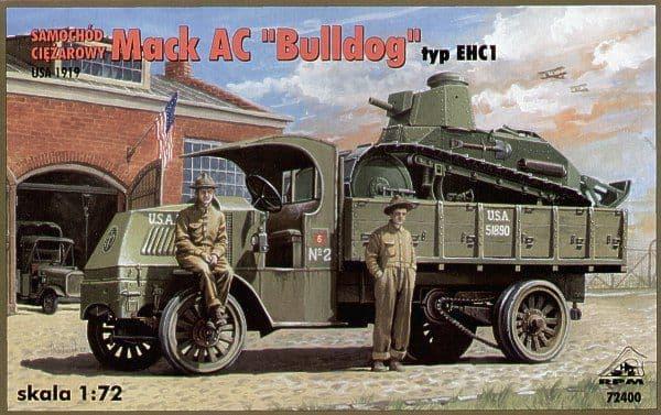 RPM 1/72 Mack AC Bulldog Type EHC1 # 72400