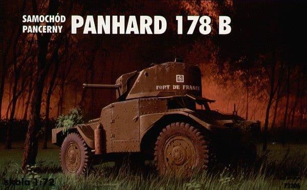 RPM 1/72 Panhard 178 B # 72306