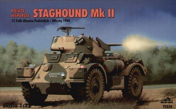 RPM 1/72 Staghound Mk. II # 72310
