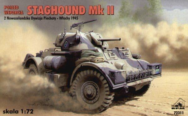 RPM 1/72 Staghound Mk. II # 72311