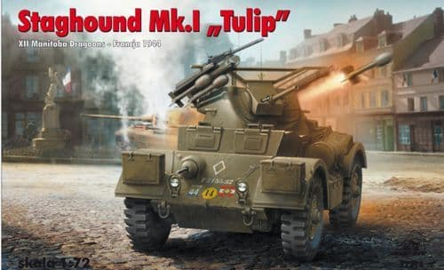 RPM 1/72 Staghound Mk.I TULIP # 72314