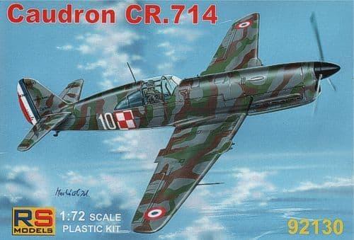 RS Models 1/72 Caudron CR.714 # 92130