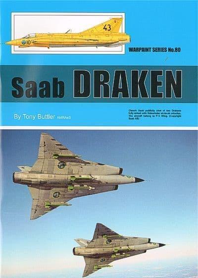 Saab 'Draken' - By Tony Buttler