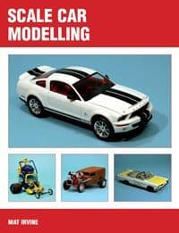 Scale Car Modelling by Mat Irvine