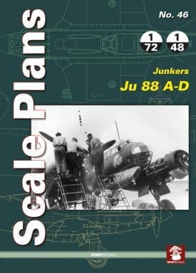 Scale Plans for Junkers Ju 88 A-D