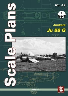 Scale Plans for Junkers Ju 88 G