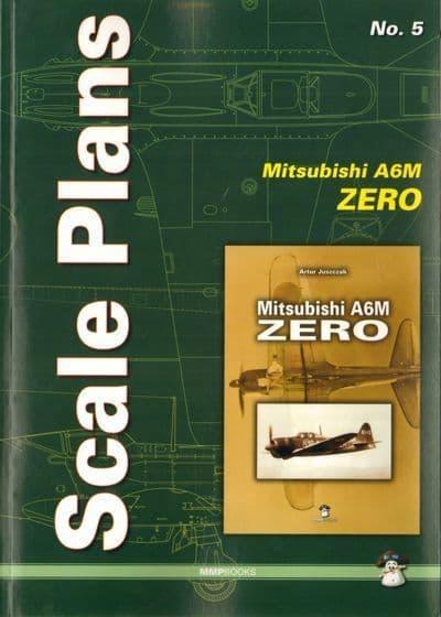 Scale Plans for Mitsubishi Zero