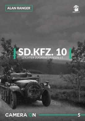 Sd.Kfz. 10 Leichter Zugkraftwagen 1t by Alan Ranger