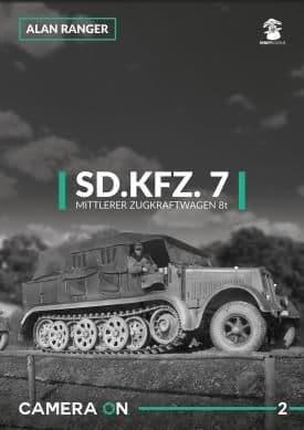 Sd.Kfz. 7 Mittlerer Zugkraftwagen 8t by Alan Ranger