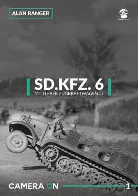 Sd.Kfz.6 Mittlerer Zugkfraftwagen 5t by Alan Ranger