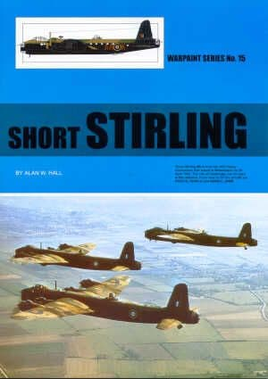 Short Stirling - By Alan W. Hall