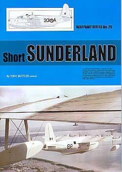 Short Sunderland - By Tony Buttler