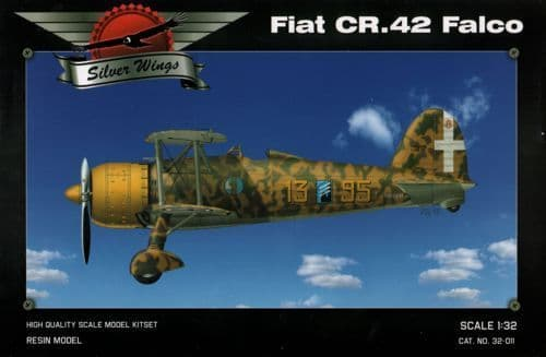 Silver Wings 1/32 Fiat CR. 42 Falco # 32011