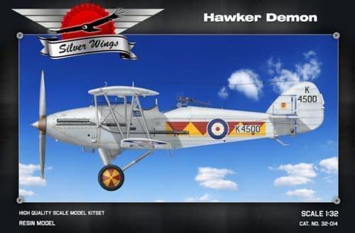 Silver Wings 1/32 Hawker Demon # 32014