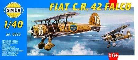 Smer 1/40 Fiat C.R. 42 Falco # 0823