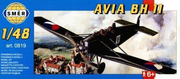 Smer 1/48 Avia BH.11 # 0819