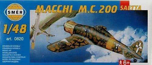 Smer 1/48 Macchi C.200 Saetta # 0820
