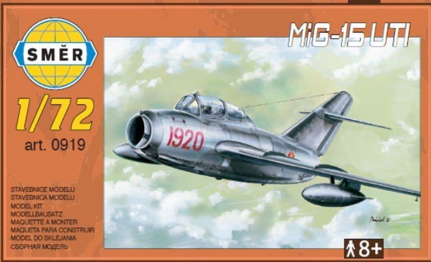 Smer 1/72 Mikoyan MiG-15UTI # 0919