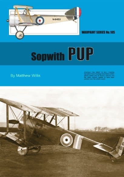 Sopwith Pup - by Matthew Willis