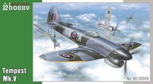 Special Hobby 1/32 Hawker Tempest Mk.V # 32049