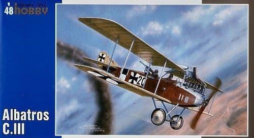 Special Hobby 1/48 Albatros C.III # 48090