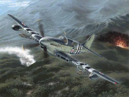 Special Hobby 1/48 Fairey Firefly Mk.4/5 Korean War # 48136