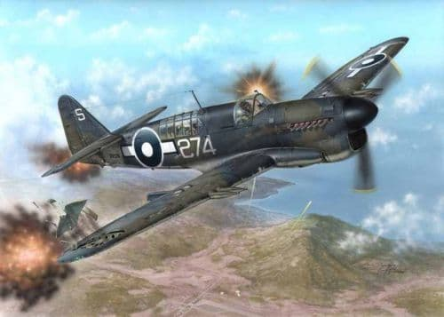 Special Hobby 1/48 Fairey Firefly Mk.I 'Pacific Fleet' # 48131