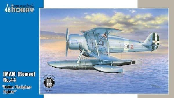 "Special Hobby 1/48 IMAM (Romeo) Ro.44 ""Italian Float Fighter"" # 48140"