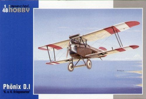 Special Hobby 1/48 Phonix D.I K.u.K Kriegsmarine # 48059